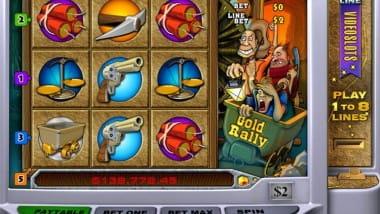 Eurogrand Casino mit der mobilen Gold Rally