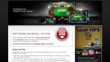 Full Tilt Poker baut Casinosektor aus