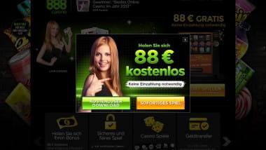 888Casino übertrifft die 25 Millionen Marke