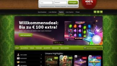 ComeOn Casino mit neuen Slots im Oktober 2014