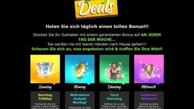 888Casino mit täglichen Bonusaktionen