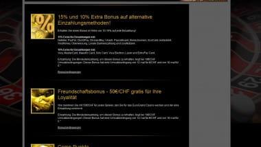 Eurogrand: Freunde werben für Extrageld
