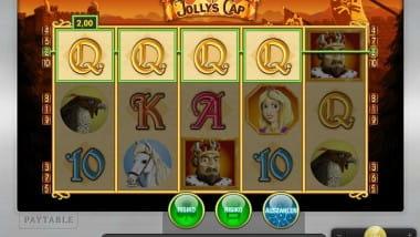 Jolly's Cap ab sofort im Stake7 Casino spielbar