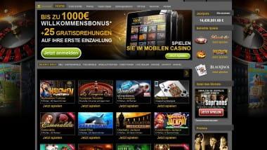 Eurogrand Casino pusht den Bonus weiter