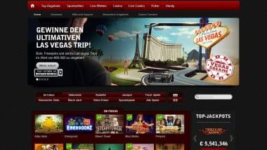 Mit dem Betsafe Casino nach Las Vegas
