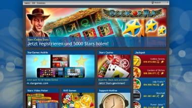 Stargames – das etwas andere Casino