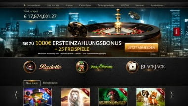 Eurogrand Casino in neuem Look