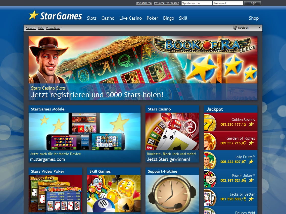 online casino roulette star games book of ra
