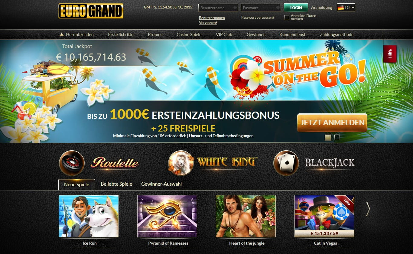 grand casino online quasar casino