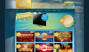 Sunnyplayer Treuepunkte