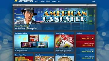 Die Gangster vom Stargames Casino