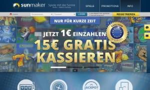 online casino sunmaker jackpot spiele