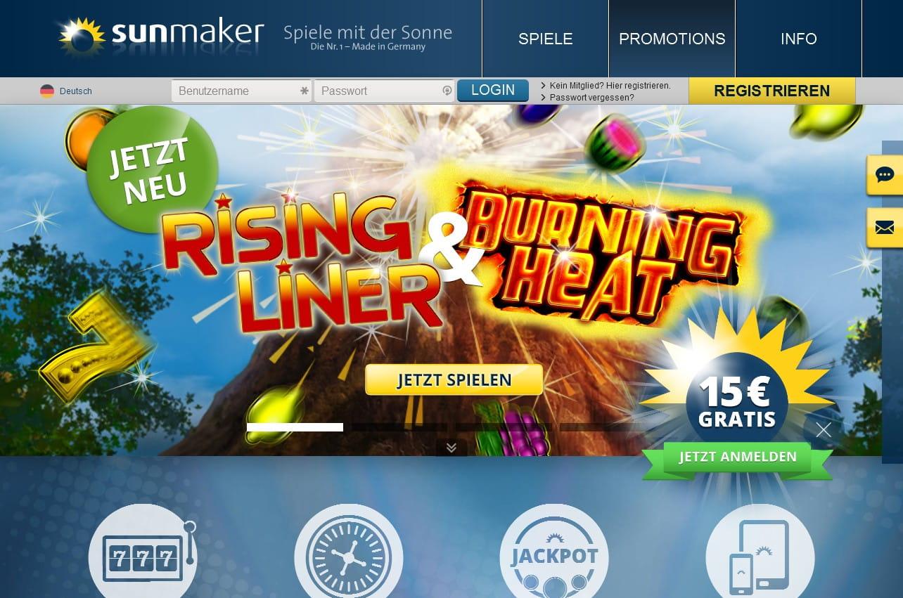 Stake7 Sunmaker