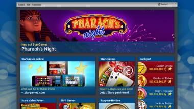 Stargames Casino mit zwei neuen Topspielen