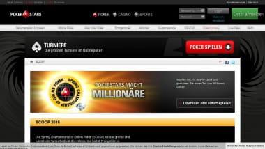 Pokerstars: 2016 läuft die größte und profitabelste SCOOP aller Zeiten
