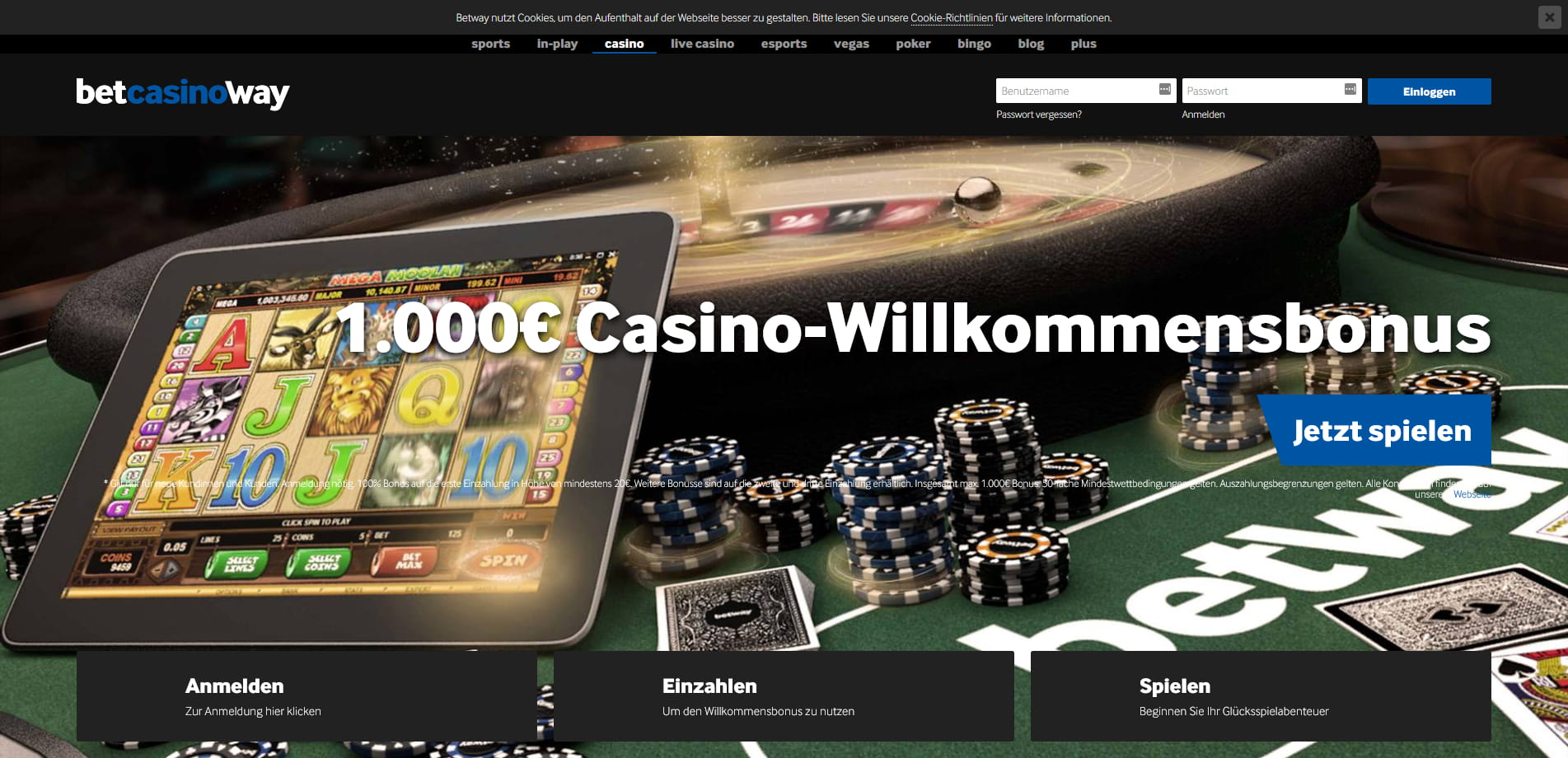 Casino Neukundenbonus