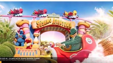 Mr Green Theme Park – Reise und Freispiele gewinnen