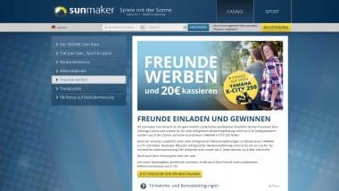 sunmaker affiliate