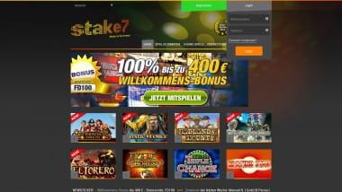 Stake7 – Bis zu 200 Euro Premium-Bonus holen