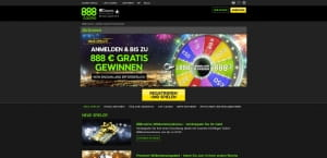 888 Casino Schneekugel Freeplay