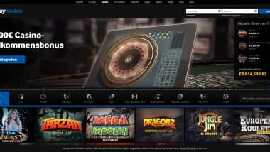 Betway Casino: 3.000 Euro per Live-Verlosung im März