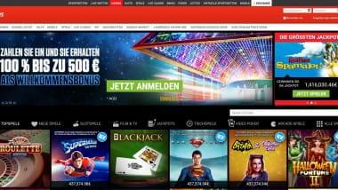 Ladbrokes Casino: Bis zu 500 Euro Bonus kassieren