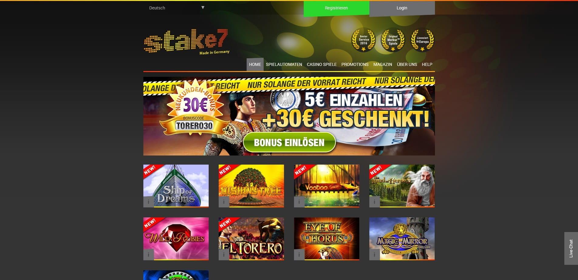 5 Euro Einzahlen Casino
