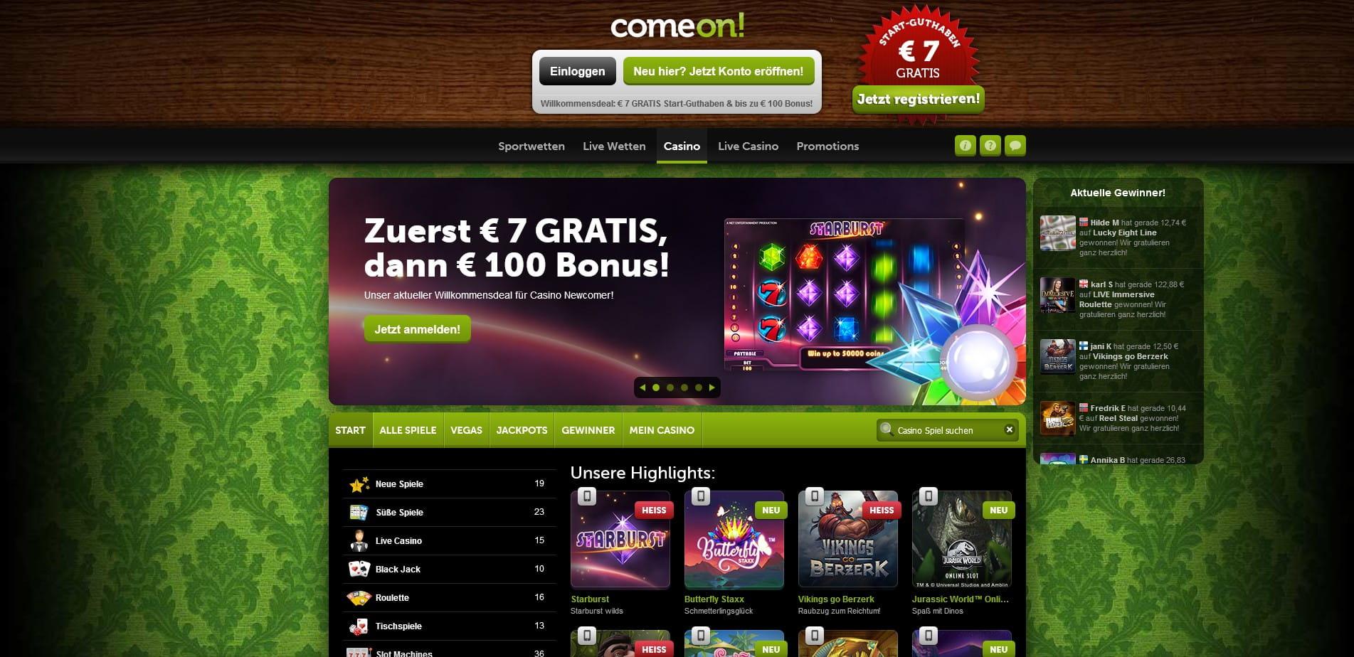 casino spiele online spielcasino online