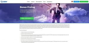 Quasar Gaming Bonus Freitag