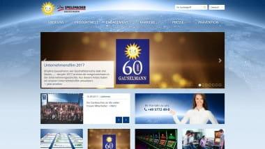 Großes Jubiläum: Gauselmann feiert 60. Geburtstag