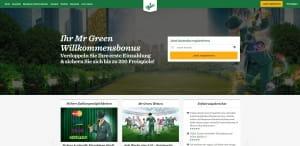 Mr Green Freispiele