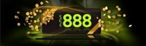 888 Casino Aktion