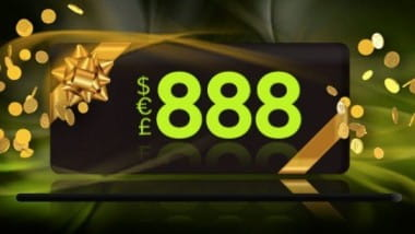 888 Casino: Am Monatsersten Bonus abkassieren