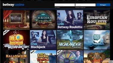 Betway Casino: Doppelte Treuepunkte fürs Spielen sammeln