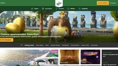 Mr. Green: Evolution Live Jackpot von 5.000 Euro im März zu holen