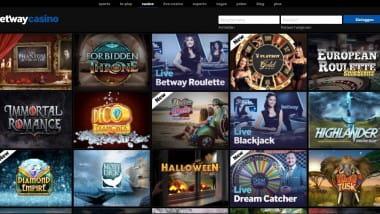 Betway Casino: Wöchentliche Preise beim Autorennen gewinnen