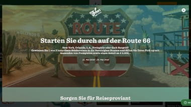 Mr. Green Casino: Preise satt bei der Route-66-Aktion