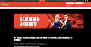 Ladbrokes Casino Gastgeber Angebote