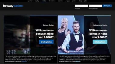 Betway Casino: Tolle Preise bei der WM-Verlosung holen