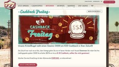 777 Casino: Gewinnen oder Geld zurückbekommen