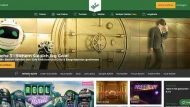 Mr. Green Casino: Täglich bis zu 1.000 Freispiele erhalten