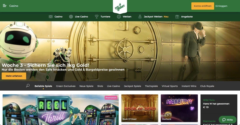 Jackpot spins casino