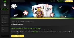 888 Casino Black Jack Reload