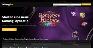 Betway Casino BlackJack Bonus einkassieren