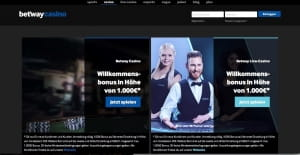 betway Casino Oktoberfest Aktion