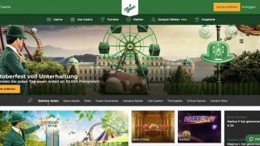 Mr Green Casino: 1.000 Freispiele täglich im Freispiel-Oktober