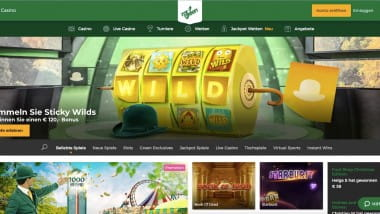 Mr Green: 5.000 Euro Evolution Jackpot im November knacken