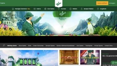 Mr Green Casino: Freispiele und doppelte Gewinne im Dezember holen