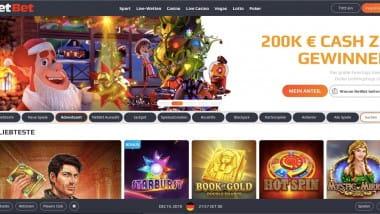 Netbet Casino: 5.000 Preise bis Ende Dezember schnappen