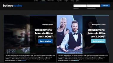 Betway Casino: 6.000 Euro in der chinesischen Goldgrube